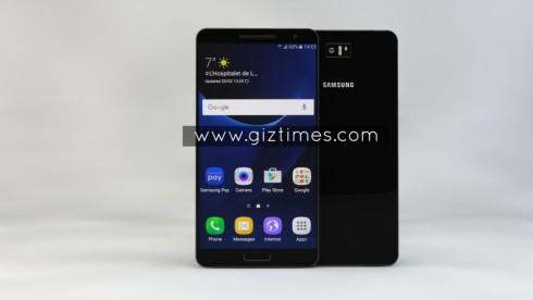Samsung Galaxy S8 concept rishi ramesh  (1)