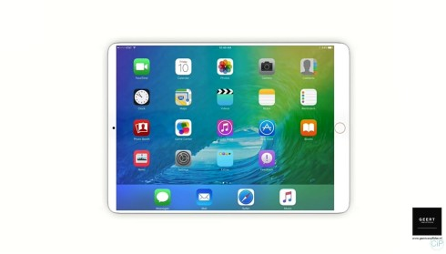 iPad Air 3 concept design (2)