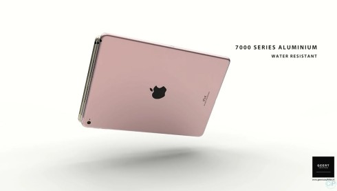 iPad Air 3 concept design (4)