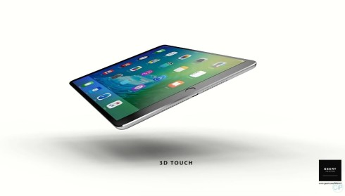 iPad Air 3 concept design (5)