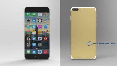 iPhone 7 Plus frame less design (1)