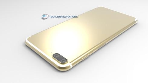 iPhone 7 Plus frame less design (3)