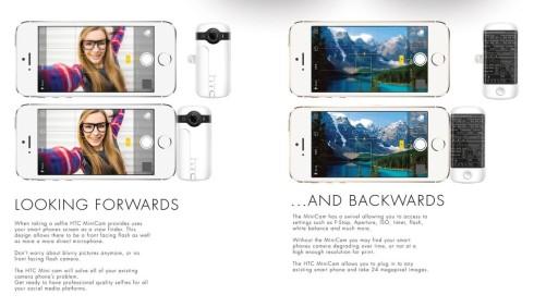 HTC Mini cam modular concept 3
