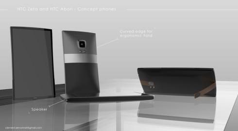 HTC Zeta HTC Abori concept