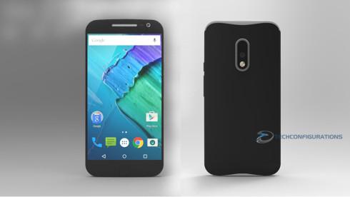 Motorola Moto G4 concept 3D render (7)