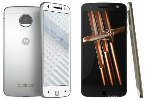 Motorola Moto X 2016 modular back plate