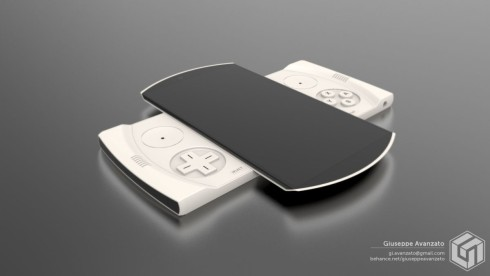 Nintendo Plus concept phone (2)