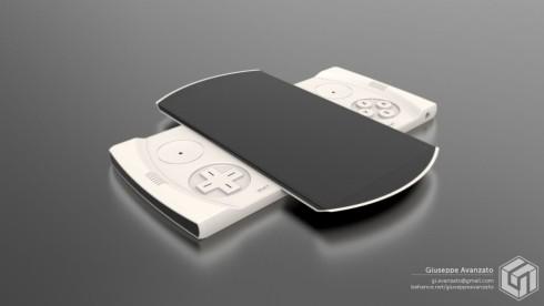Nintendo Plus concept phone (2)