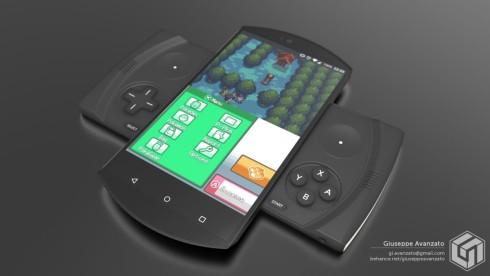 Nintendo Plus concept phone (4)