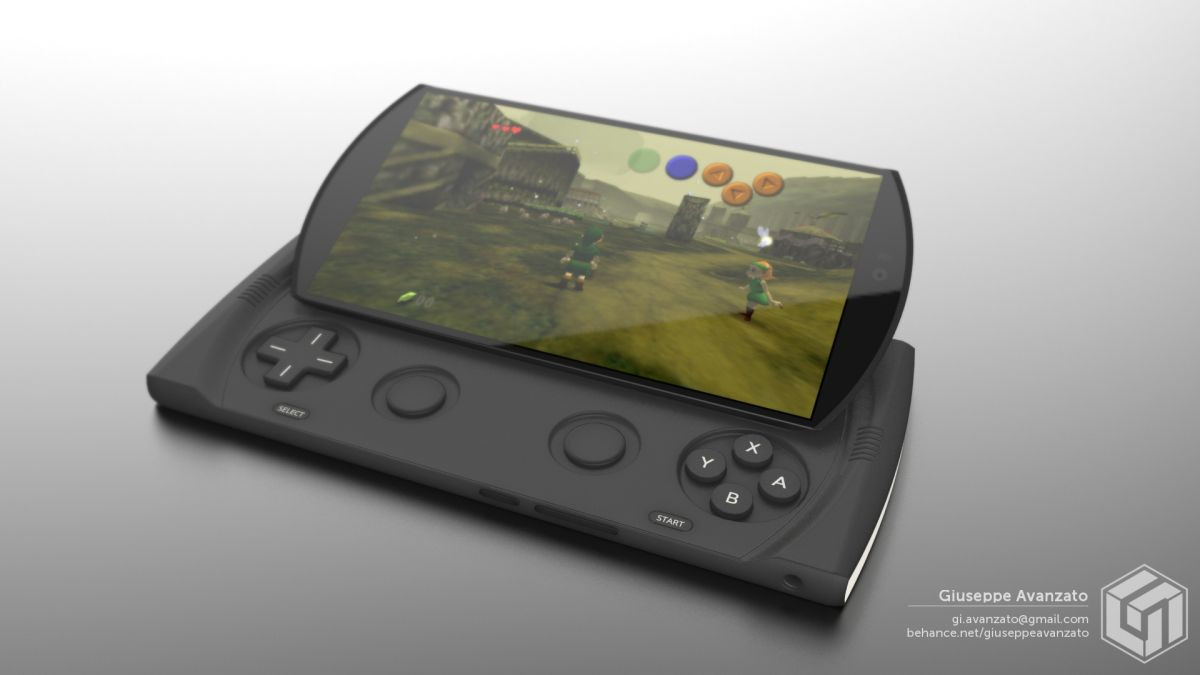 Nintendo Plus Is A Gaming Smartphone With Android And