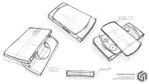 Nintendo Plus concept phone (9)