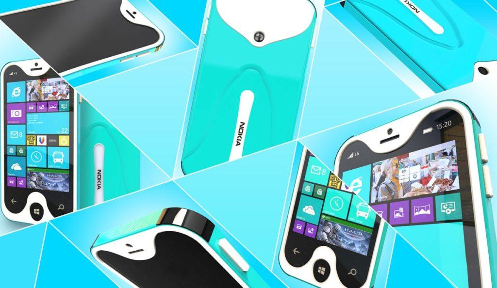 Nokia Lumia XI Windows Phone Concept 3