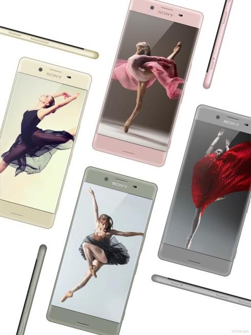 Sony Xperia X Premium concept Victor Cao  (2)