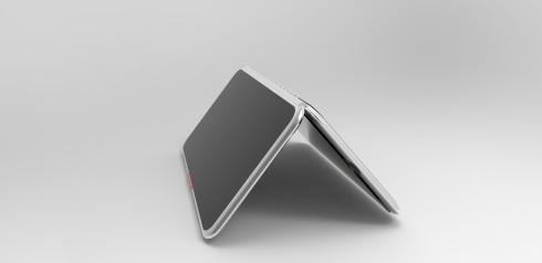 futuristic phone concept triple screen (2)