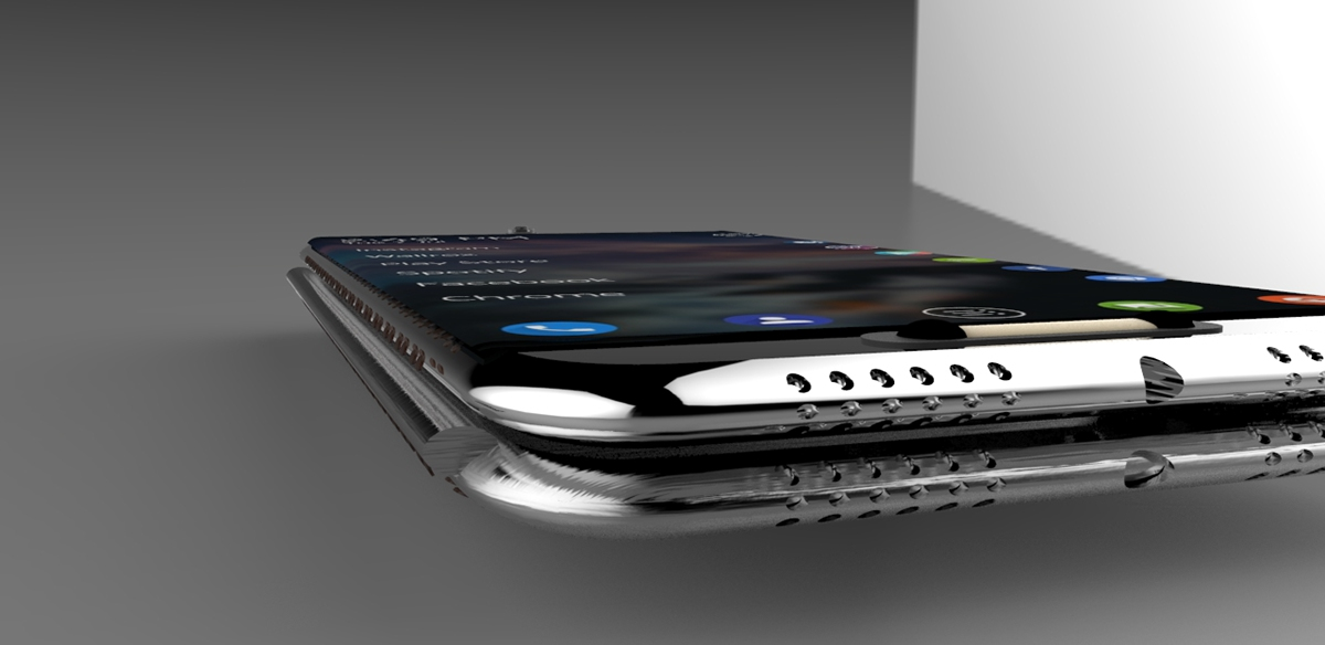 Futuristic mobile concept Features 3 Screens, Works as Mini Laptop Too ...