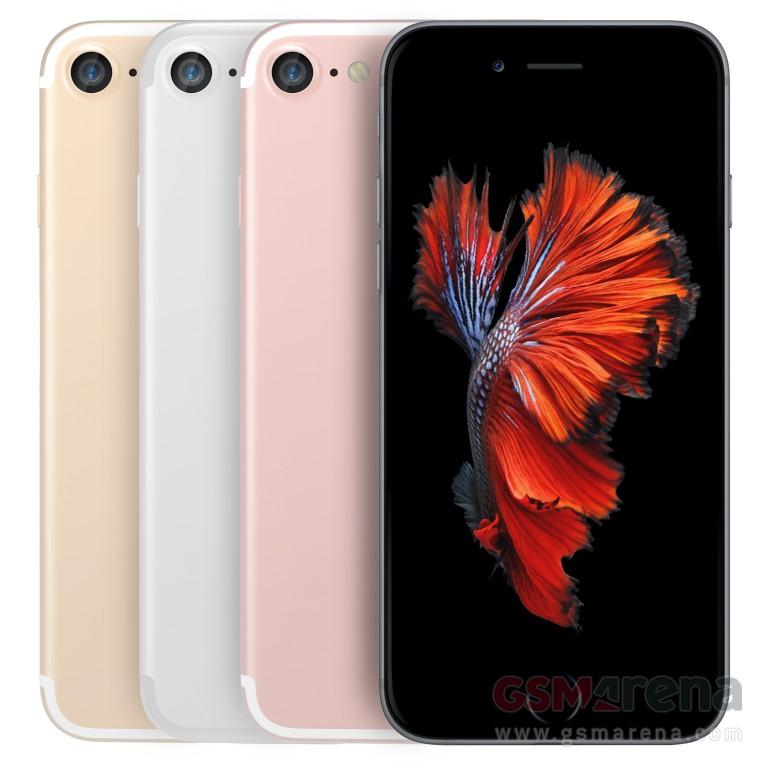 Iphone 7 Render Gsmarena May 2016 2 Concept Phones