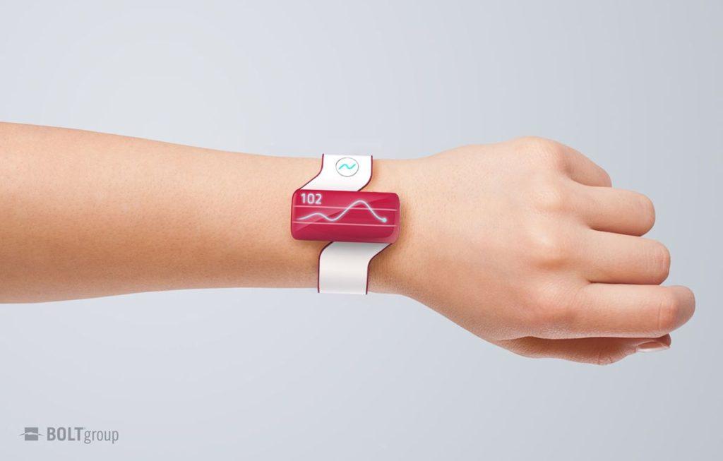 sugar smartwatch for diabetics glucometer concept (5)