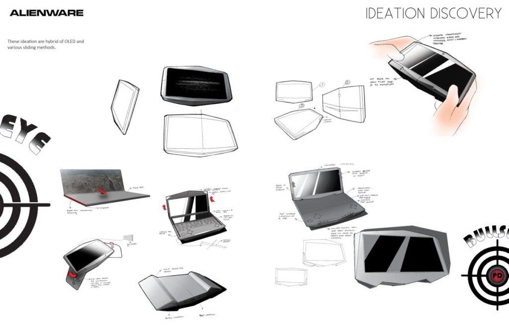 Alienware Handheld device concept  (4)