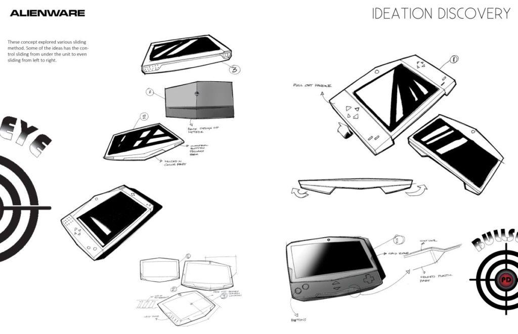 Alienware Handheld device concept  (5)
