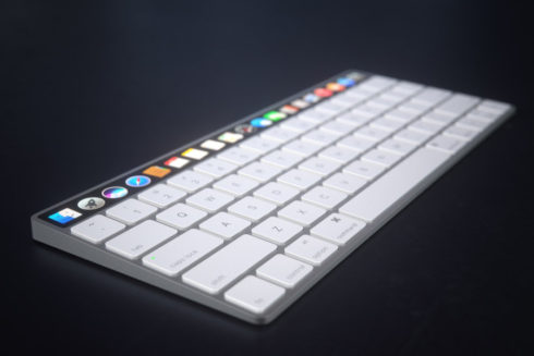 Apple Magic Keyboard OLED concept (5)