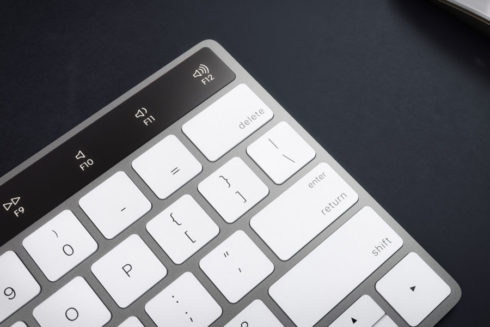 Apple Magic Keyboard OLED concept (6)
