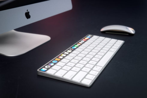 Apple Magic Keyboard OLED concept (9)