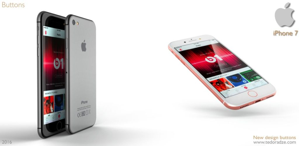 Apple iPhone 7 concept Giorgi Tedoradze (4)