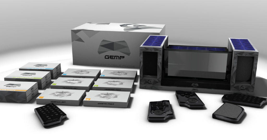 GEMP Gaming Phone Concept  (5)
