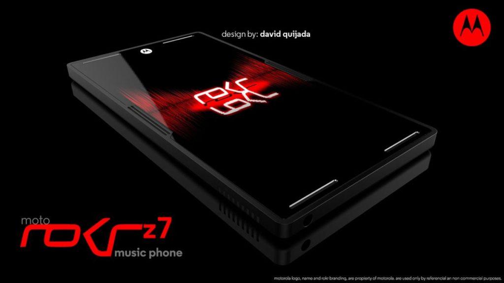 Motorola motoROKR Z7 concept phone  (2)