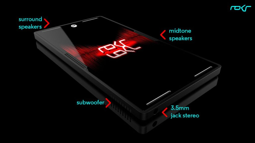 Motorola motoROKR Z7 concept phone  (3)