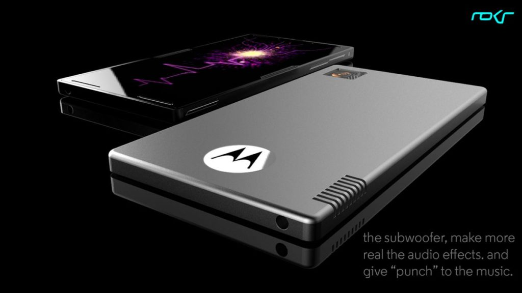 Motorola motoROKR Z7 concept phone  (4)