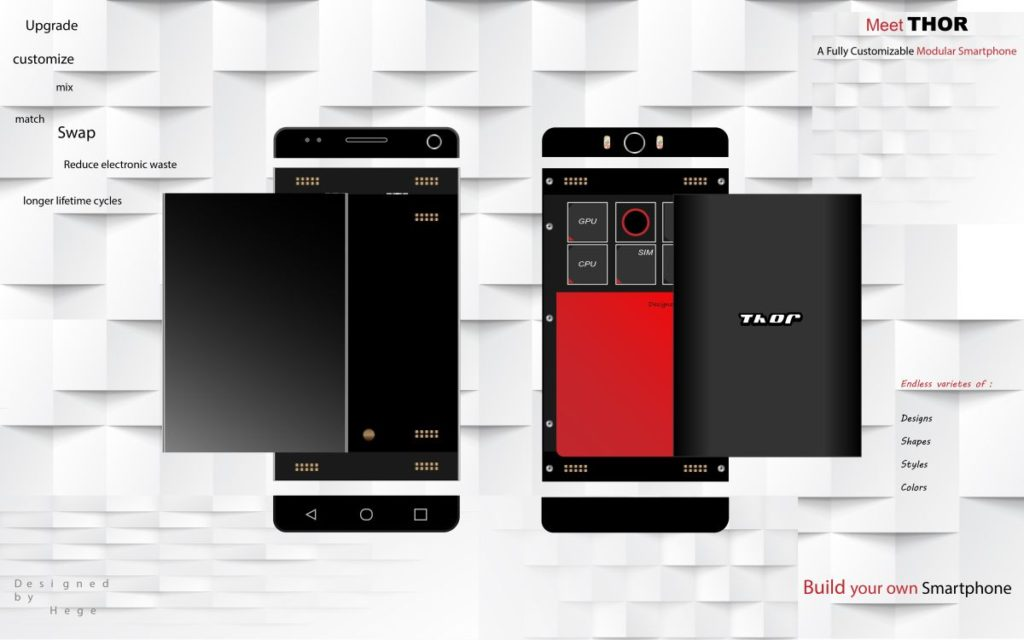 Thor fully modular smartphone concept  (8)