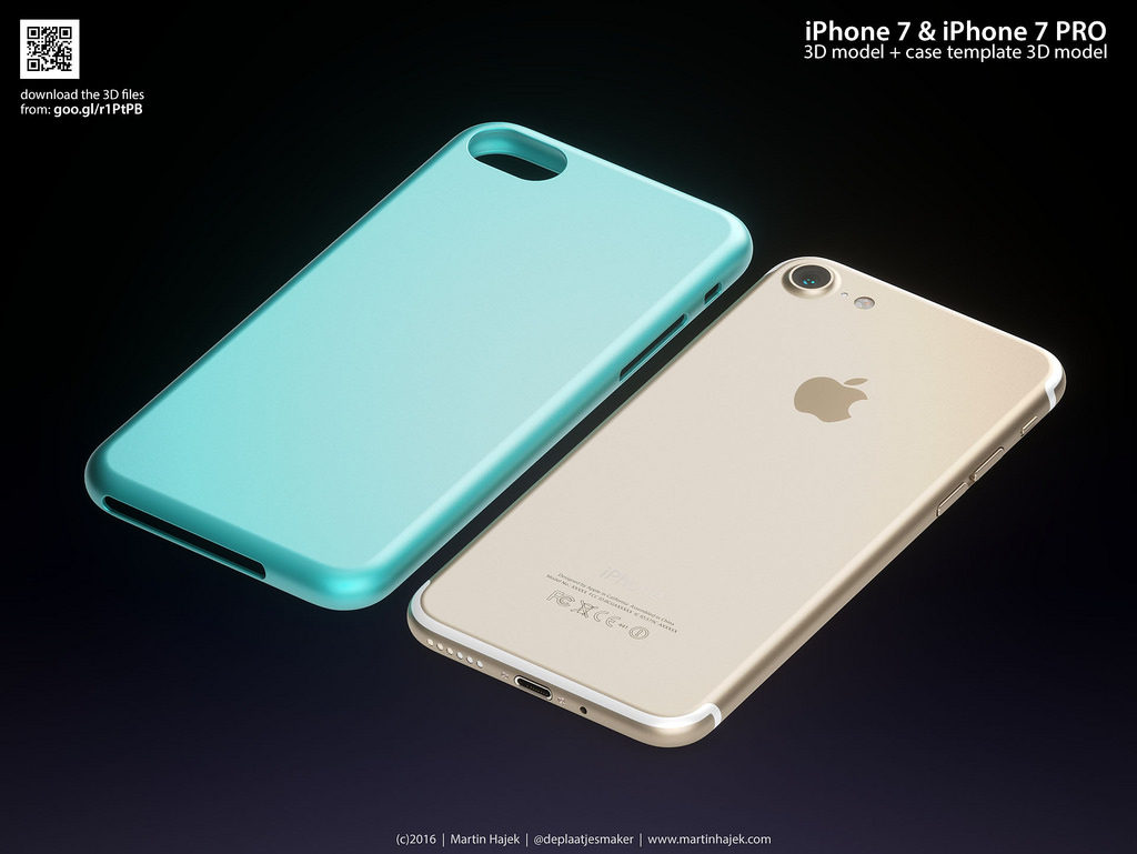 iPhone 7 Martin Hajek 3D render  (1)