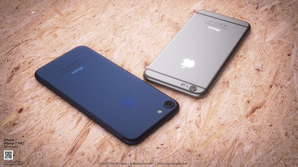 iPhone 7 iPhone 7 Pro dark blue concept martin hajek (10)