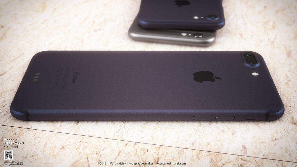 iPhone 7 iPhone 7 Pro dark blue concept martin hajek (8)