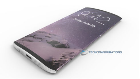 iPhone 8 concept render based on patents (6)