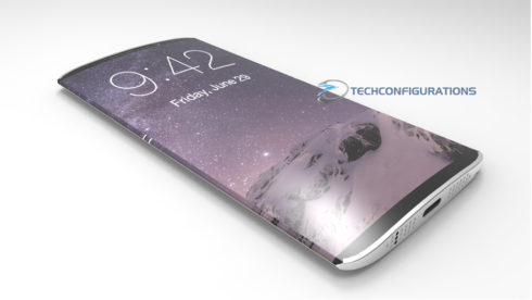 iPhone 8 concept render based on patents (7)