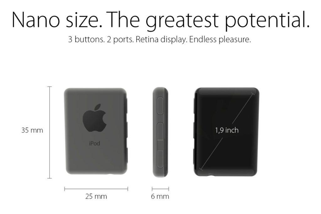 iPod Nano 2016 rose gold concept (4)