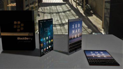 BlackBerry Passport Pearl Edition concept  (5)