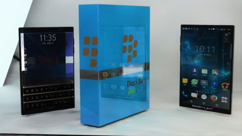 BlackBerry Passport Pearl Edition concept  (8)