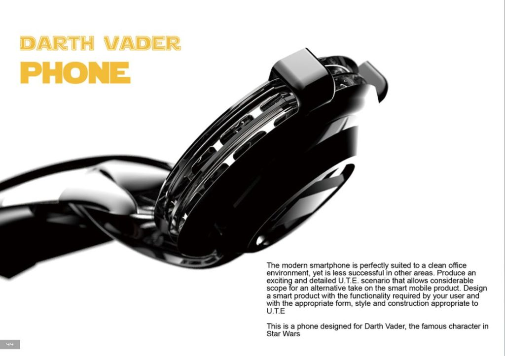 Darth Vader concept phone  (2)