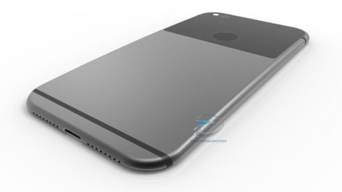HTC Nexus Marlin Sailfish 3D render (3)