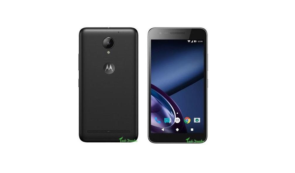 Motorola Moto E 2016 render