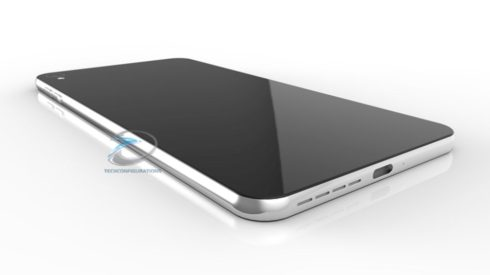 Nokia C1 3D render techconfigurations  (7)