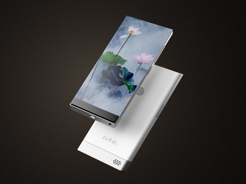 Nubio Bezel less concept phone  (6)