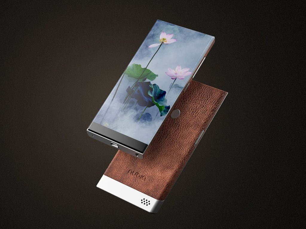 Nubio Bezel less concept phone  (7)