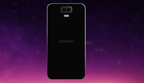 Samsung Galaxy S9 2018 concept  (1)