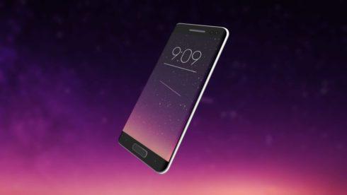 Samsung Galaxy S9 2018 concept  (2)