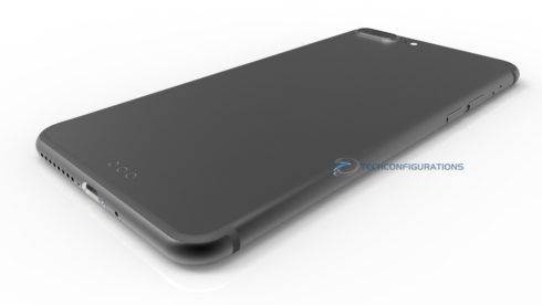 iPhone 7 Plus space black capacitive home button  (4)