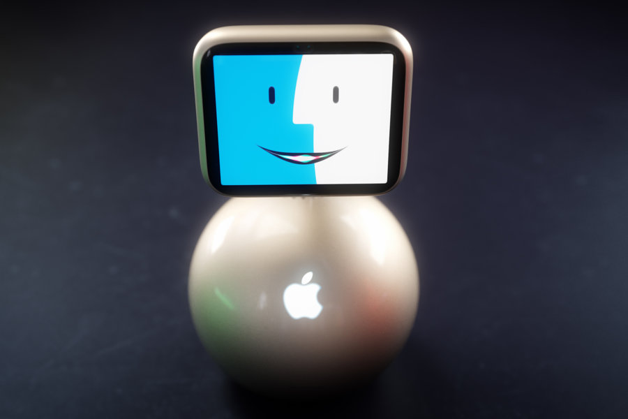 Apple iRis robot concept (3)